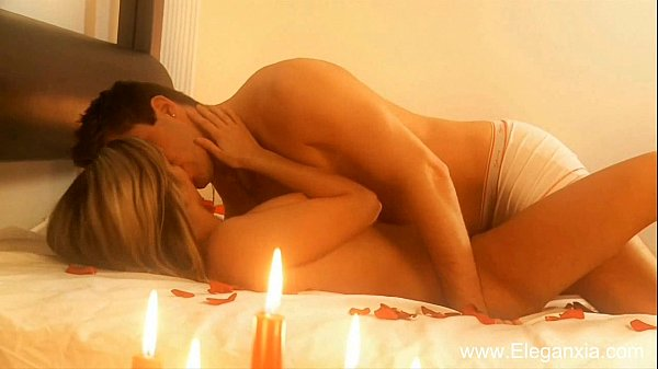 First Time Love From Blonde Erotic MILF